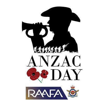 RAAFA ANZAC Day